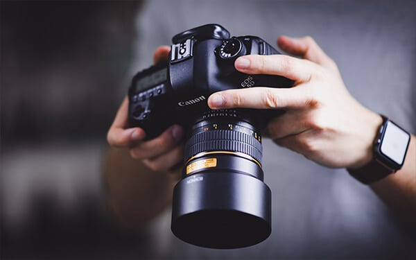 Fotos für Website erstellen
